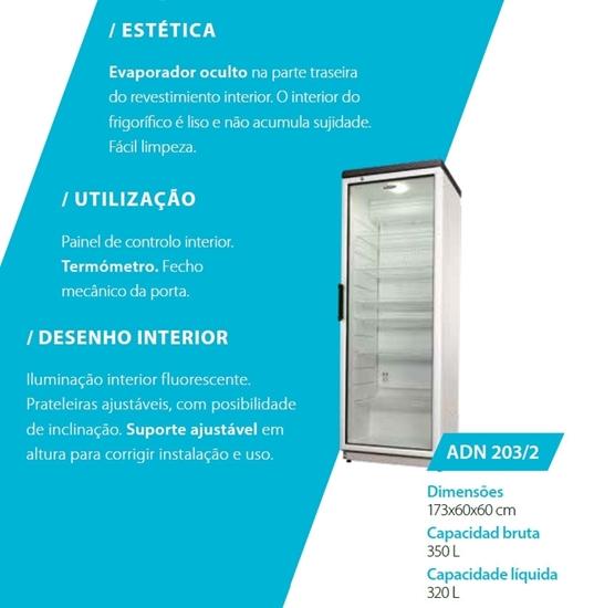 Picture of Frigorifico Porta de Vidro - ADN203/2