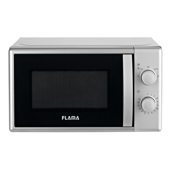 Picture of MICRO-ONDAS  20LT MANUAL SEM GRILL SILVER